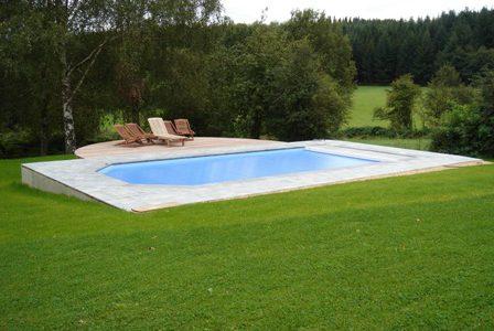 R alisations piscines sodelux la ma trise de l eau - Piscine libramont chevigny ...